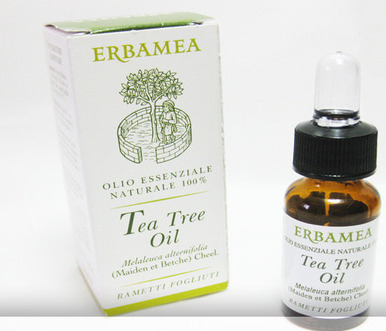 Tea Tree Oil Cleansing